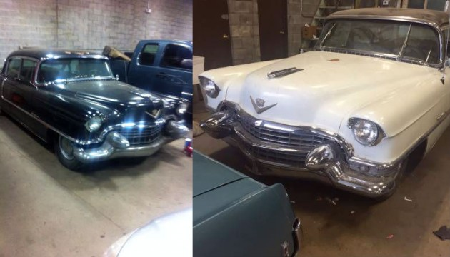1955 Cadillacs