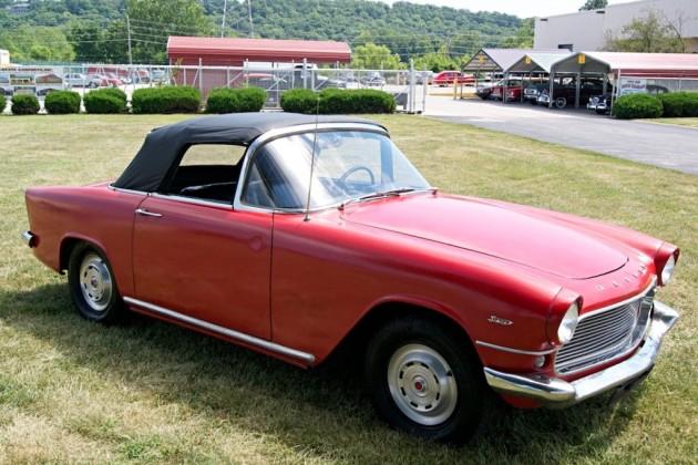 1959 Simca Aronde P60