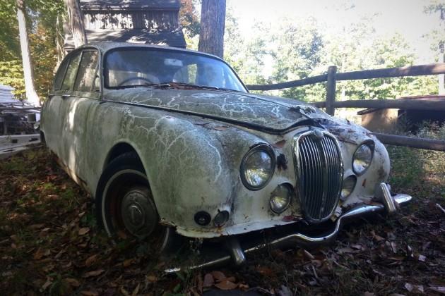 1962 Jaguar S-Type