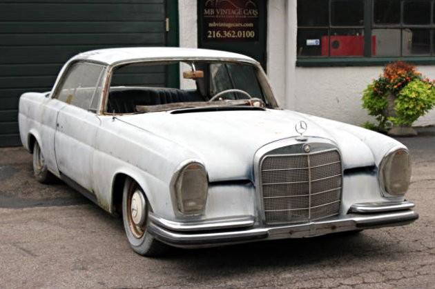 1964 Mercedes 300SE