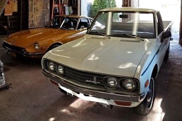 1976 Datsun 620