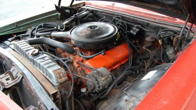 396 V8