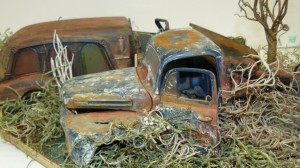 '48 Ford, '38 Cadi a