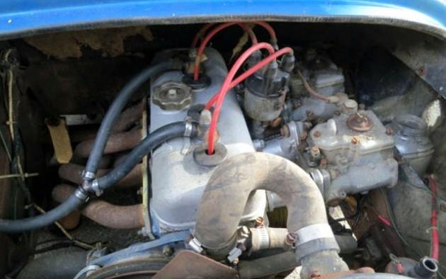 Gordini Engine