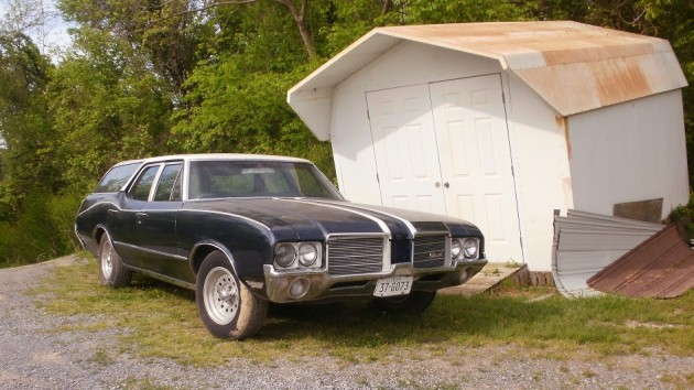 Olds Wagon