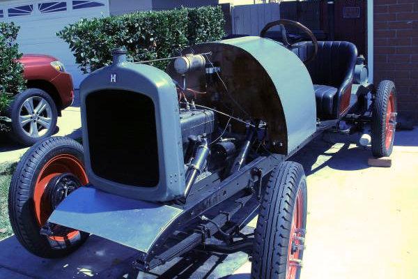 Vintage Speedster
