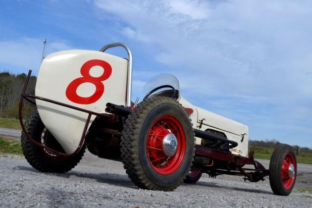 1933 Ray Kuns Racer