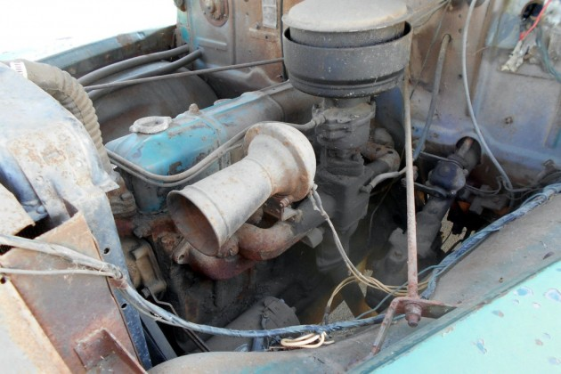 1951 Chevrolet Truck Engine