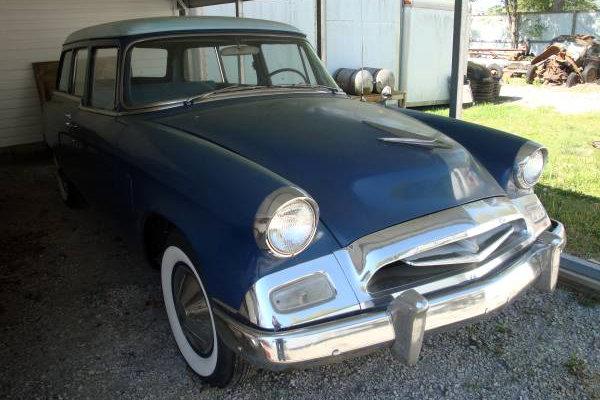 1955 Studebaker Conestoga