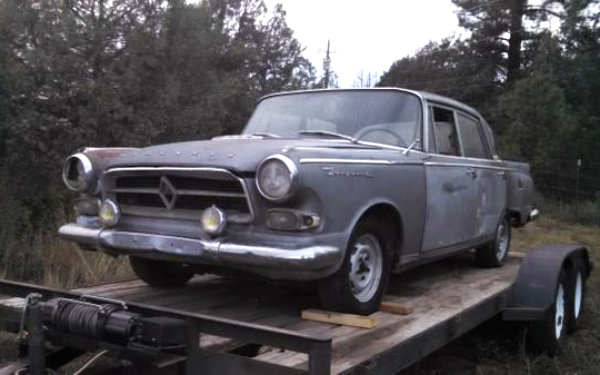 1961 Borgward P100