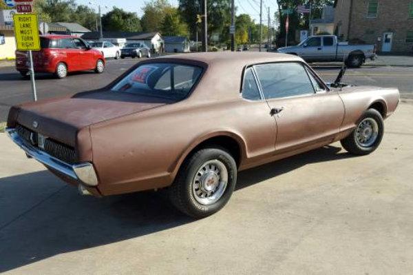 1967 Mercury Cougar 390GT