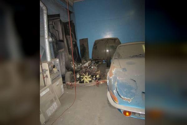 1968 Triumph GT6 engine