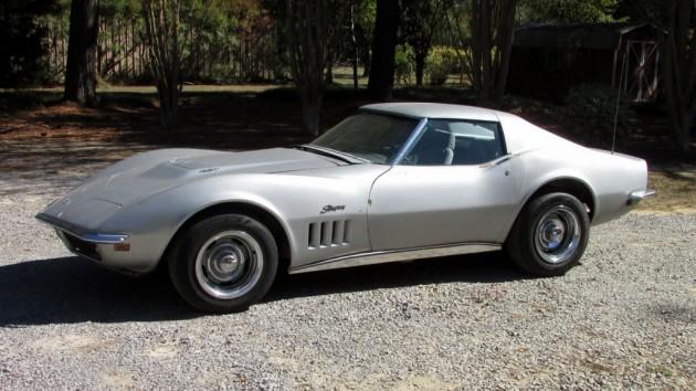 1969 Corvette Project