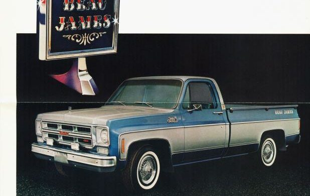 Gentleman Jim 1975 Gmc Sierra Pickup