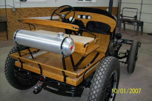 '28 Doodle Bug rear