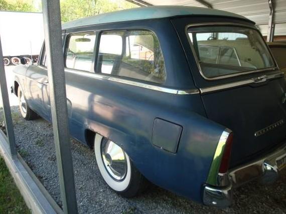 '55 Stude Wagon
