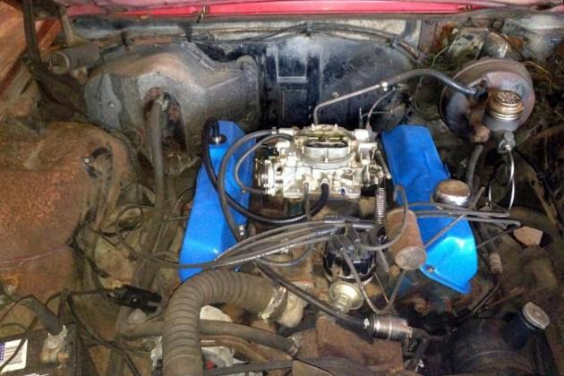 7-Litre Ford V8