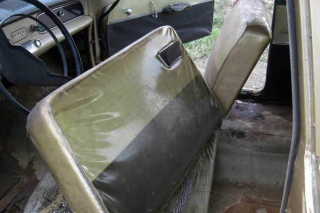 Dodge Coronet Interior