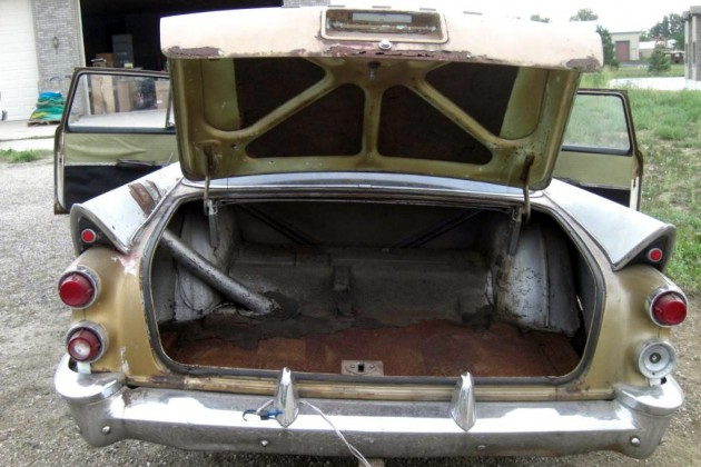 Dodge Coronet Trunk