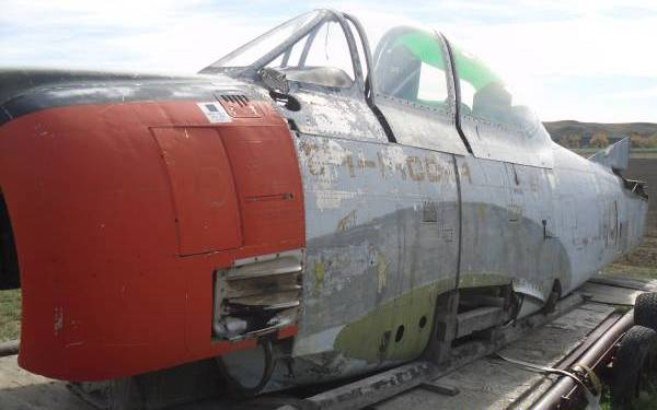 Figther Fuselage