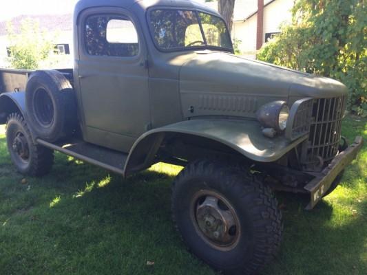 '41 Dodge WC 12