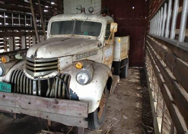 Real Barn Find