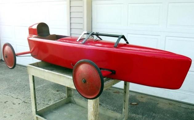 Soap Box Cart
