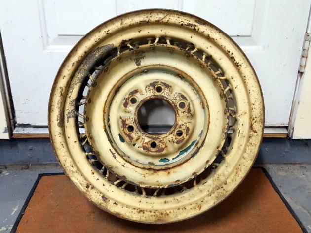 Spoked-wheel Inner
