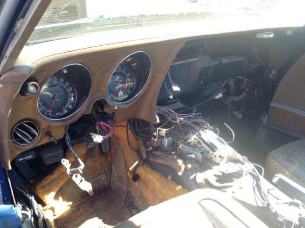 '73 Corvette Body Int.