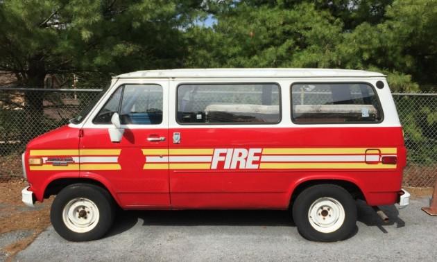 firevan