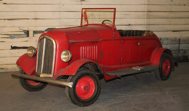 1930s Plymouth Roadster Cart