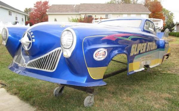 1950 Studebaker Body