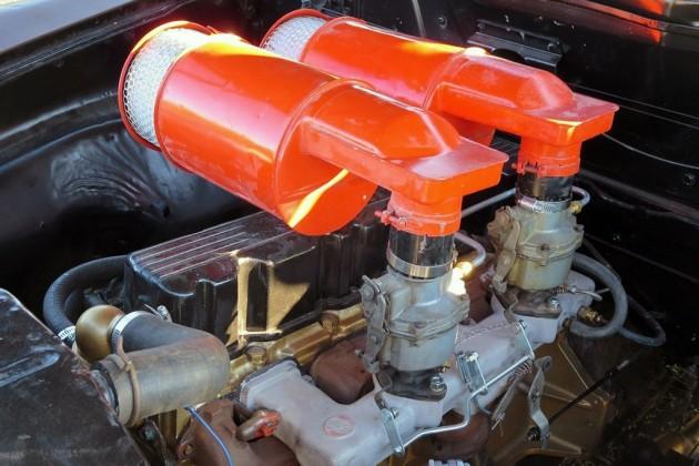 1951 Hudson Hornet Engine