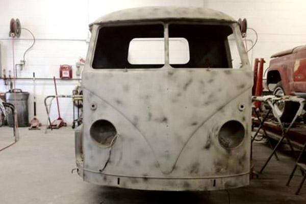1957 VW Transporter Cab