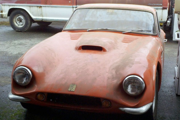 1966 TVR Griffith