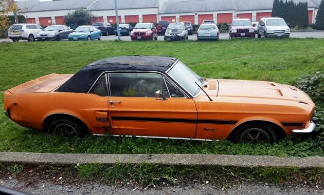 1968 Mustang GT-CS