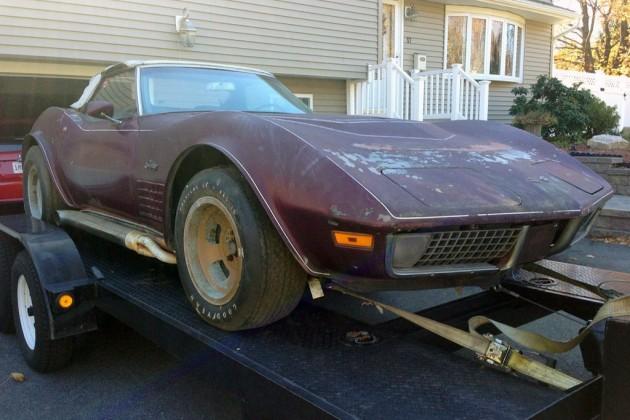 1970 Corvette LT1