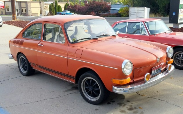 1971 Volkswagen Fastback