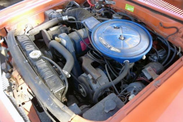1974 Pinto 2.3L Engine