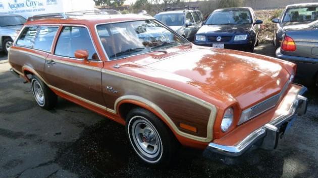 1974 Pinto Squire Wagon