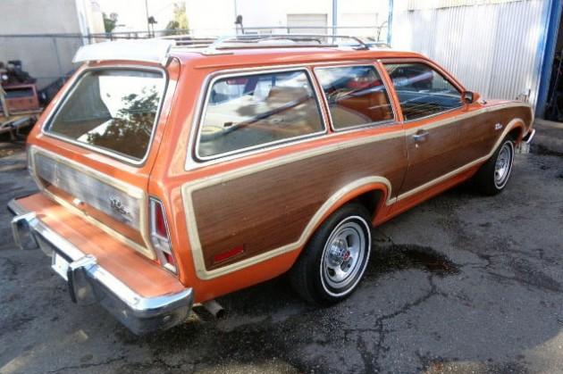 1974 Pinto Wagon