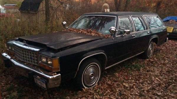 1986 Ford Wagon