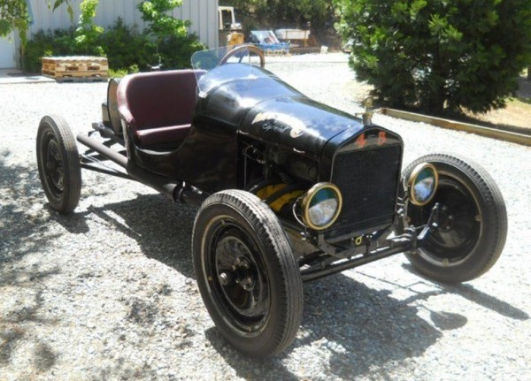 '23 Speedster front right