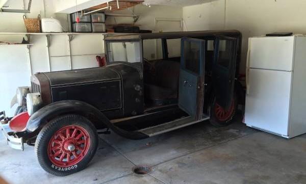 '28 Franklin left side