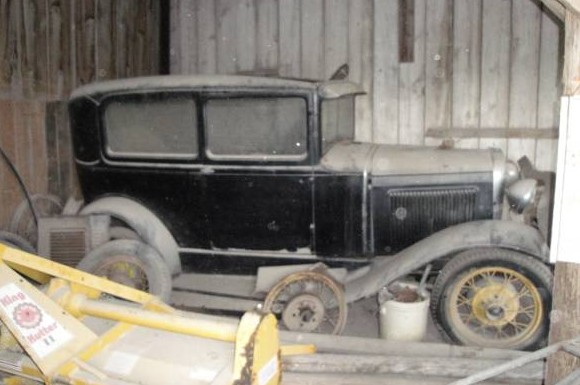 '30 Ford Tudor