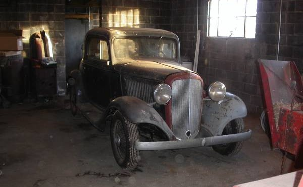 '33 Chevy