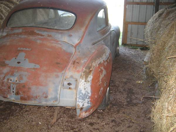 '46 Dodge right rear
