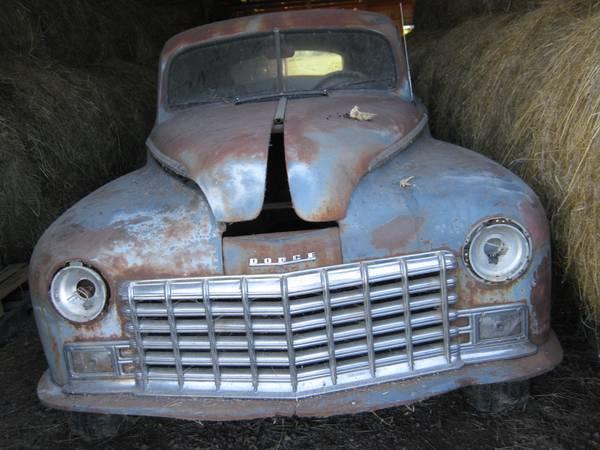 '46 Dodge