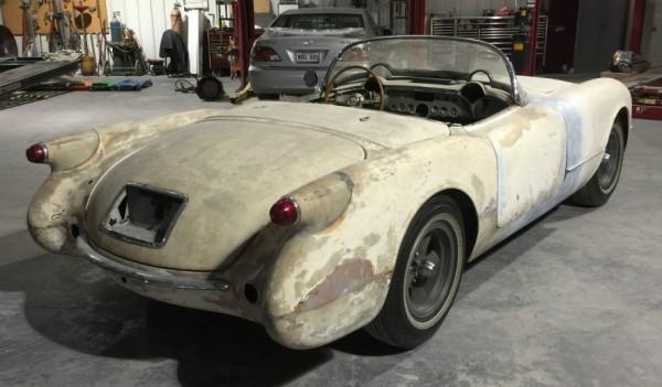 '54 Corvette