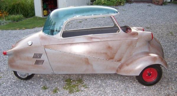'55 Messerschmitt right side
